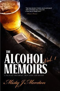 Cover The Alcohol Memoirs