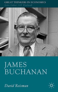 Cover James Buchanan