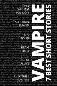 Cover 7 best short stories - Vampire