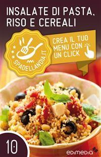 Cover Insalate di Pasta, Riso e Cereali