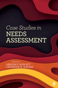 Cover Case Studies in Needs Assessment