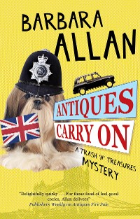 Cover Antiques Carry On