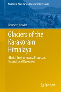 Cover Glaciers of the Karakoram Himalaya