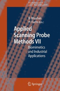 Cover Applied Scanning Probe Methods VII