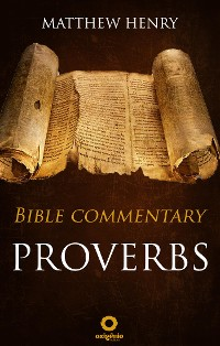 Cover Proverbs - Bible Commentary