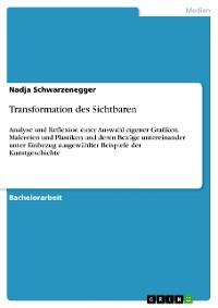 Cover Transformation des Sichtbaren