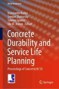 Cover Concrete Durability and Service Life Planning