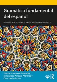 Cover Gramatica fundamental del espanol
