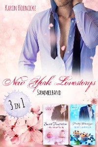 Cover New York Lovestorys Sammelband