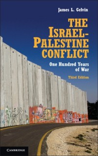 Cover Israel-Palestine Conflict