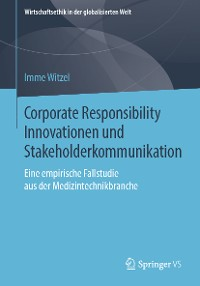 Cover Corporate Responsibility Innovationen und Stakeholderkommunikation