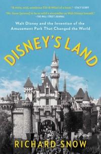 Cover Disney's Land