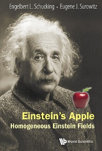 Cover Einstein's Apple: Homogeneous Einstein Fields