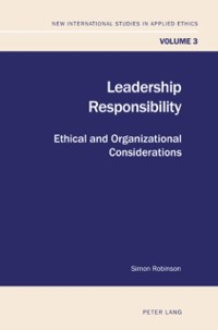 Cover Leadership Responsibility