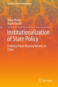 Cover Institutionalization of State Policy