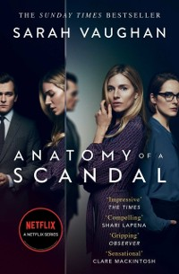 Cover Anatomy of a Scandal