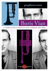 Cover Boris Vian - Il principe delle notti di Saint-Germain-des-Prés