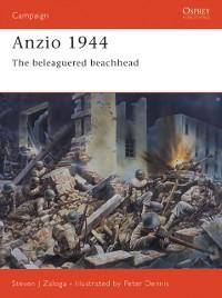 Cover Anzio 1944