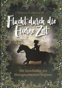 Cover Flucht durch die Eiserne Zeit