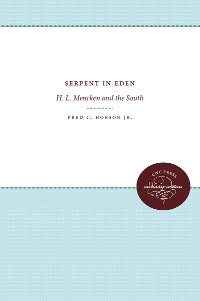 Cover Serpent in Eden