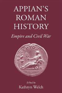 Cover Appian's Roman History