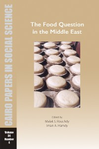 Cover The Food Question in the Middle East