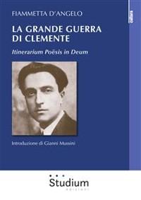 Cover La grande guerra di Clemente