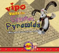 Cover Vipo Visits the Egyptian Pyramids
