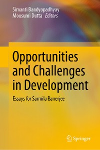 Cover Opportunities and Challenges in Development