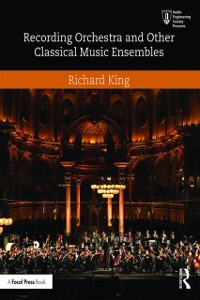 Cover Recording Orchestra and Other Classical Music Ensembles