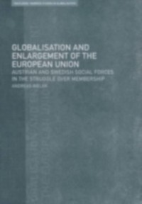 Cover Globalisation and Enlargement of the European Union