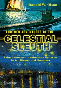 Cover Further Adventures of the Celestial Sleuth