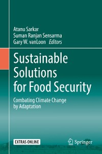 Cover Sustainable Solutions for Food Security