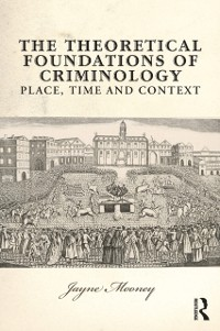 Cover Theoretical Foundations of Criminology