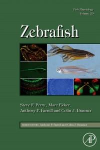 Cover Fish Physiology: Zebrafish