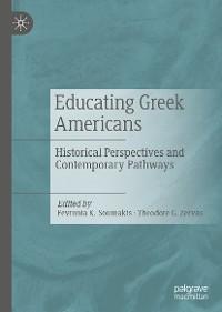 Cover Educating Greek Americans