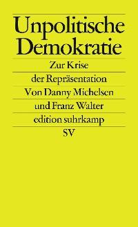 Cover Unpolitische Demokratie