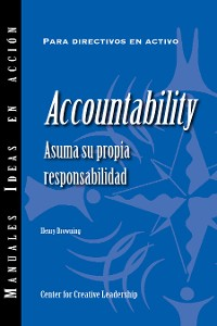 Cover Accountability: Taking Ownership of Your Responsibility (International Spanish)