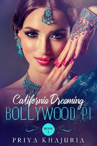 Cover Bollywood P.I. California Dreaming