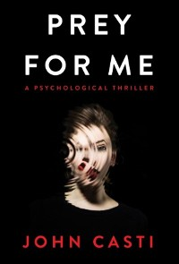 Cover PREY FOR ME