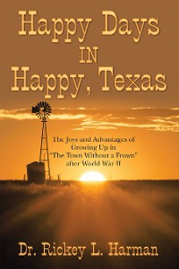 Cover Happy Days in Happy, Texas