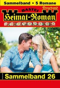 Cover Heimat-Roman Treueband 26 - Sammelband