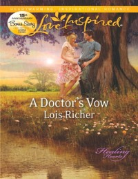 Cover Doctor's Vow (Mills & Boon Love Inspired) (Healing Hearts, Book 1)