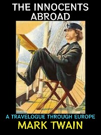 Cover The Innocents Abroad