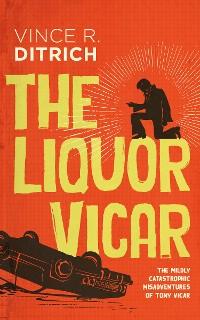 Cover The Liquor Vicar