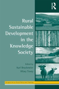 Cover Rural Sustainable Development in the Knowledge Society