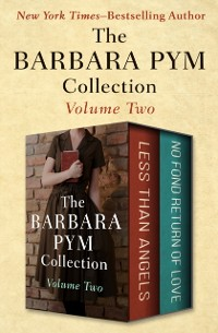 Cover Barbara Pym Collection Volume Two