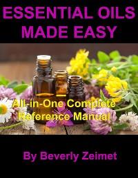 Cover Essential Oils Made Easy