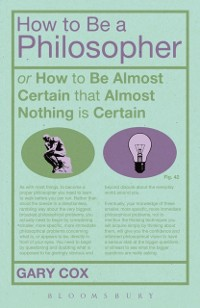 Cover How To Be A Philosopher