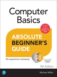 Cover Computer Basics Absolute Beginner's Guide, Windows 10 Edition